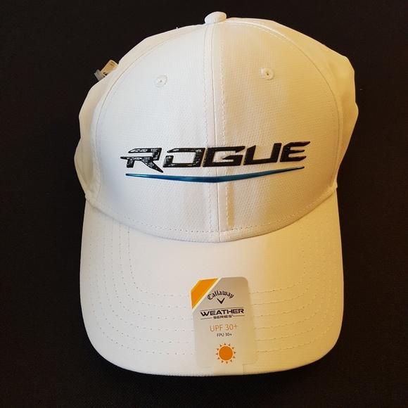 48c1683752b Callaway Rogue Weather Series Golf Hat